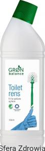 PŁYN DO TOALET 750 ml - GRON BALANCE